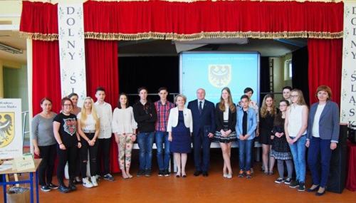 Rok szkolny 2016/2017 Gimnazjum nr 2